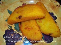 La Cocina de Sandra: Empanadillas de Maiz