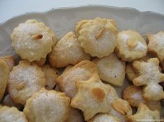 PASTITAS DE ANÍS | Alcoiama Blog: Cositas de andar por casa: RECETAS DE COCINA, FOTOS. Baking Recipes, Cookie Recipes, Dessert Recipes, Mexican Food Recipes, Sweet Recipes, Hispanic Desserts, Small Desserts, Sin Gluten, Food Inspiration
