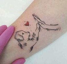 Tatuaje Best friends Best baby