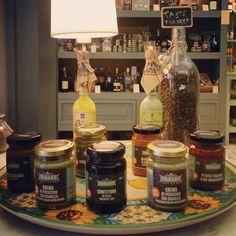 Tabarè Shop, Ortigia, Syracuse  #sicily #food #cuisinesicilienne #tasting #relax #conceptstore #sicilianfood #conserves #creams #limoncello #liqueur #tomates