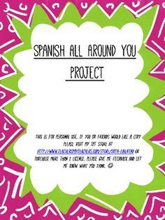 Spanish All Around You