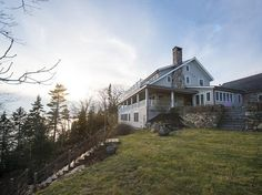 Island 'Cottage' Seeks Sea Captain, Must Love Prairie Glass - House of the Day - Curbed National