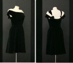 1954 Robe et ceinture.Cristobal Balenciaga designer