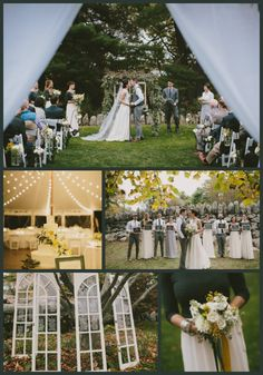 These gorgeous photos by Henry + Mac, illustrate how beautiful it is in late fall at The Estate at Moraine Farm! Plan My Wedding, Farm Wedding, Dream Wedding, Wedding Day, A Thousand Years, Handfasting, How Beautiful, Big Day, Party Time