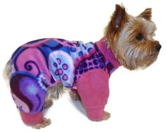 Dog Clothes Sewing Pattern 1745 Dog Pajama by SofiandFriends, $8.25
