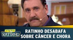 Programa do Ratinho (24/02/16) - Ratinho desabafa sobre câncer e chora