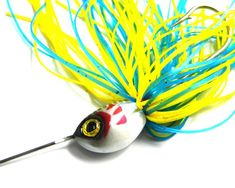 1 Piece 20.5g Super Luring Spinner Bait
