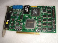 Adlink PCI-9112 REV. B1 Data Acquisition Card