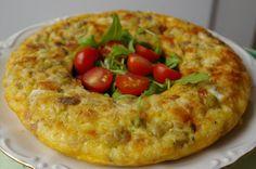 Cake au maquereau fumé et aux olives : la recette facile
