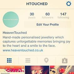 Day 93 - (Tuesday - a few days late as we have been mad busy at the HT HQ) are you following us on instagram yet? We are always looking for new and inspiring accounts to follow! #100DaysOfHappiness
