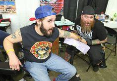Baltimore Tattoo Arts Convention 2014