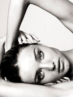 Miranda Kerr  #ShaBoomProducts #BeautiesinBlackandWhite http://www.shaboomproducts.com
