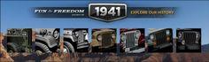 Historia Jeep