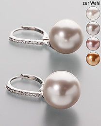 Pfeffinger Perlen-Ohrhänger