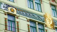 Why Budapest Is Famous For Its Art Nouveau Architecture Lindenbaum House, Budapest (Frigyes Spiegel, 1896-1897)