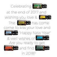 Guten Rutsch und alles Gute für 2018 <3