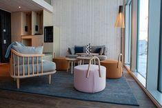 Arctic Bath | Bertil Harström, Johan Kauppi Spa Treatment Room, Floating Hotel, Local Companies, Unique Hotels, Wooden Decks, Swedish Design, Design Hotel, Bath Design, Hotel Spa