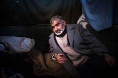 Mohamed. Syrian refugee in Bulgaria.