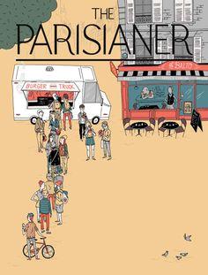 The Parisianer by Quentin Vijoux