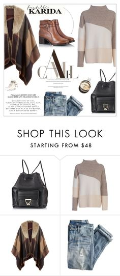 """""""Fratelli Karida"""" by aurora-australis ❤ liked on Polyvore featuring Coccinelle, French Connection, Accessorize, J.Crew, Fratelli Karida, Chanel, polyvoreeditorial and FratelliKarida"""