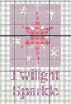 Buzy Bobbins: My little Pony Cutie Mark cross stitch designs 2
