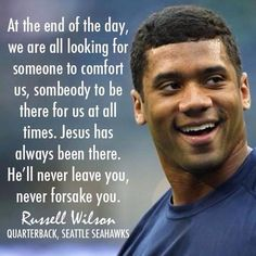 Jesus is better than the Super Bowl.