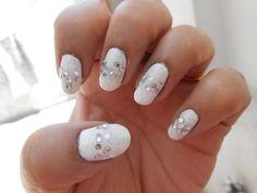 Girly Girl Nail Art Challenge Week 2: Gimme That Bling