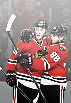 Let's take a moment to appreciate Kaner's face right here.