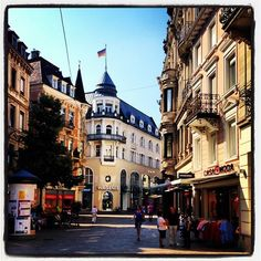 A #gorgeous day in #Baden-Baden #Germany