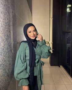 Hijab Fashion Summer, Modest Fashion Hijab, Modern Hijab Fashion, Street Hijab Fashion, Modesty Fashion, Hijab Fashion Inspiration, Muslim Fashion, Mode Hipster, Mode Turban