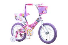 "My little girl will be excited with this Titan 16"" Girl's Flower Princess BMX Bike for Christmas."