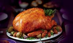 Specially Selected British Free Range Pure Breed Roly Poly Turkey