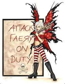 Attack Fairy on Duty