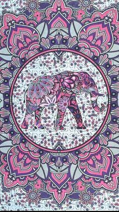 fondos-de-pantalla-elefantes-mandala-celular-wallpapers-hindu-iphone-pinterest-5