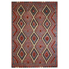 Tribal Afghani Kilim 1 Afghan Traditional Rugs Melbourne And Carpets