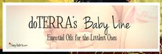 doTERRA's Baby Line