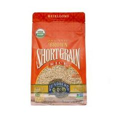 Shop Lundberg Farms Organic Brown Short Grain Rice at wholesale price only at ThriveMarket.com