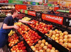 Walmart opens new pe