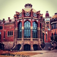 Hospital de Sant Pau - Modernisme in Barcelona. # Barcelona # Catalonia # Europe