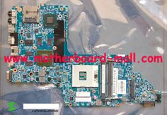 Replacement for HP 682171-001 Laptop Motherboard