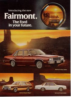 1978 Ford Fairmont Futura Four Door Sedan-I had one of these, lt. blue.
