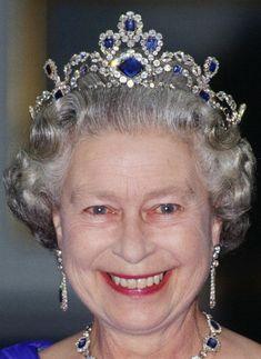 George VI Sapphire Tiara