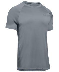 e68905ff635 Under Armour Men s HeatGear Run Short Sleeve Shirt