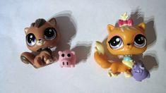 #Tvoření - #plyšáčci pro #panenky nebo #LPS (#Littlest Pet Shop) #Tvořenínásbaví: https://goo.gl/M6PY0J