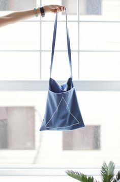 #다홍 #dahong #bag #에코백 #echo back #천가방 Fabric Bags, Denim Fabric, Diy Workshop, Big Bags, Cloth Bags, Sloth, Pouch, Tote Bag, My Favorite Things