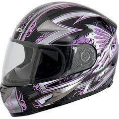 AFX Women's FX-90 Passion Helmet  for one day when I get a moped or a motorcycle ;)