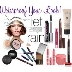 Rainy Day Makeup #beauty #lovethis www.themakeupblogger.com