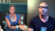 Host Monica Cost Speaks with author,entrepreneur & former reality tv sta...