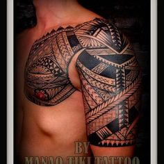 Photo de Tatouage Tatouage samoan: Tatouage samoan en free hand par Manao Tiki Tattoo   www.manaotikitattoo.net  Fb. Pacifinksoul Manao Tiki   0611578506