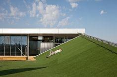 GREEN, future, future architecture, future building, green technology, eco, modern house, future home, gree nome, futuristic by FuturisticNews.com